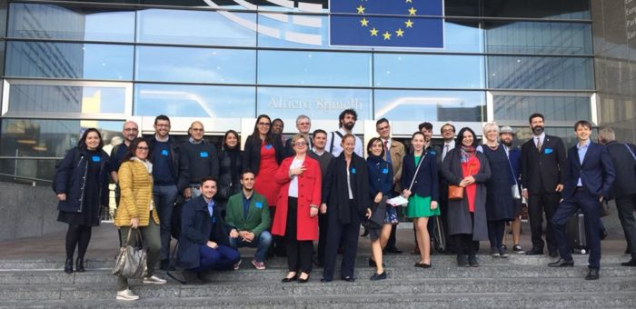 Inauguramos en Bruselas la European Maker Week