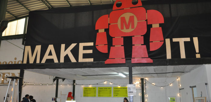 En la Bilbao Maker Faire